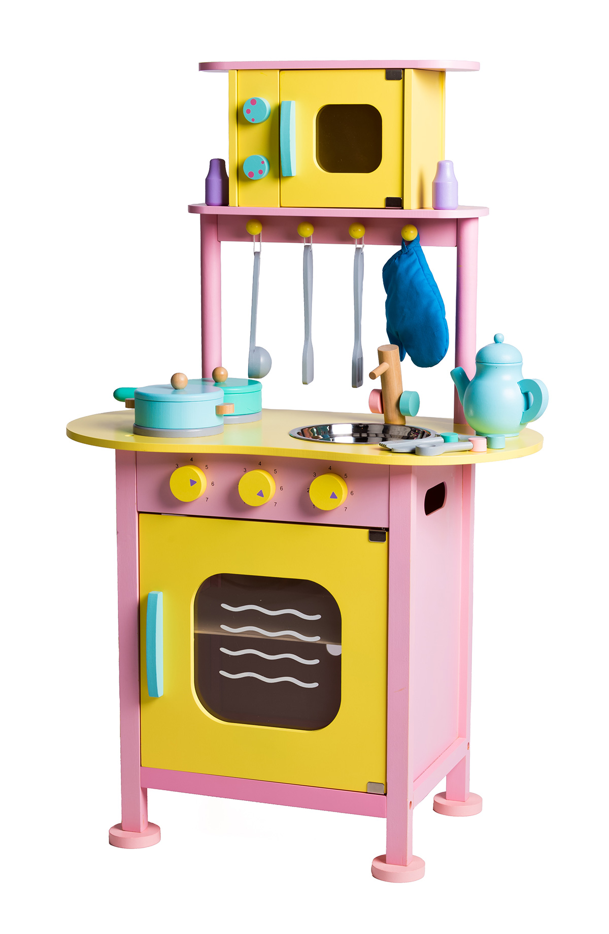 wooden play kitchen accessories wooden play kitchen complete with kitchen utensils and 1650