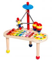 Bright Children s Percussion Table
