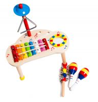 Thumbnail Bright Children s Percussion Table