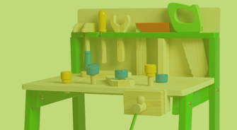 Wooden Building Toys